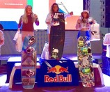 CLAUDIA PAGNINI (CABLE WAKE)  VINCE IL GOLDEN TROPHY 2017 A...